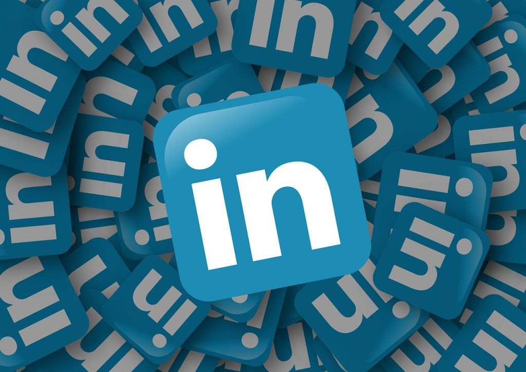 linkedin, in, network