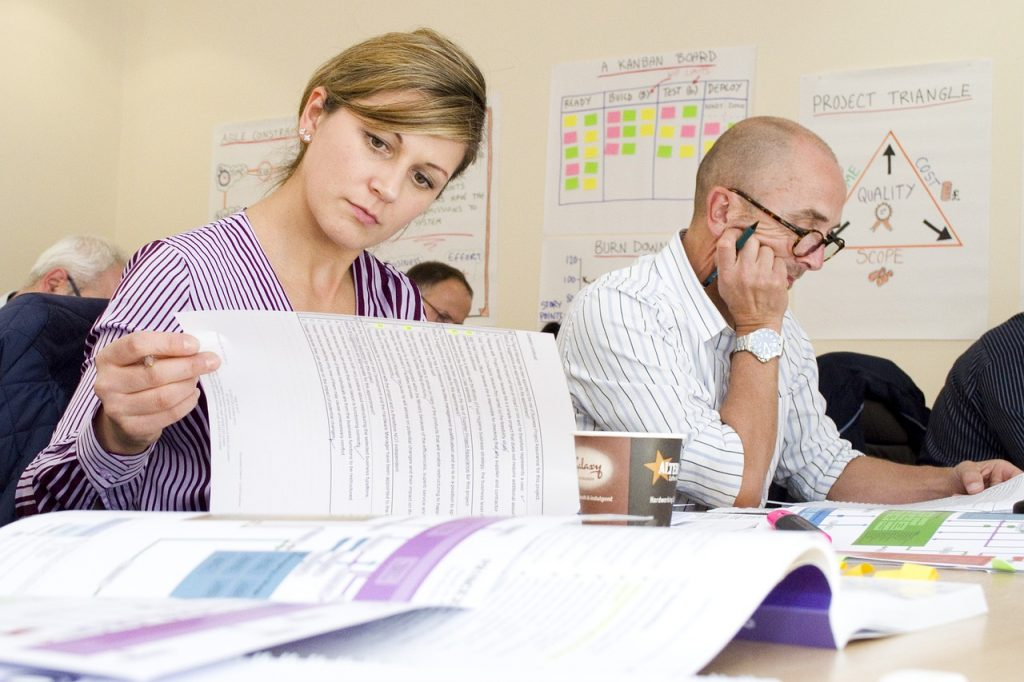 project management, certification, education